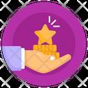 Loyalty Program Earn Points Loyalty Points Icon