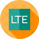 Lte Function Interet Icon