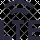 Lte Network Signals Icon