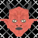 Lucifer Mask Icon