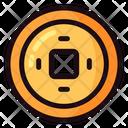 Lucky Coin Icon