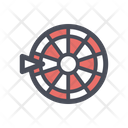 Lucky Spin Sport Play Icon