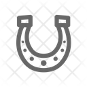 Lucky Symbol Casino Gambling Icon