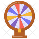 Fortune Wheel Lucky Wheel Spin Wheel Icon