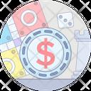 Ludo Board Ludo Game Board Game Icon