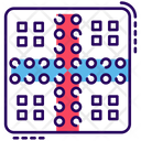 Ludo Board Icon