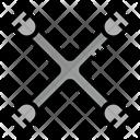 Lug Repair Service Icon