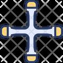 Lug Wrench Icon