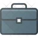 Luggage Work Office Icon