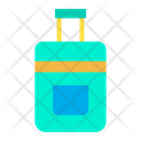 Baggage Trolly Bag Luggage Icon