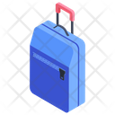 Luggage Traveling Bag Backpack Icon