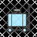 Luggage Bag Buggage Icon