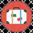 Luggage Briefcase Bag Icon