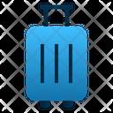 Luggage Bag Travelling Icon