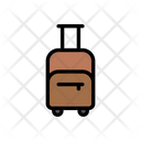 Baggage Luggage Carry Icon