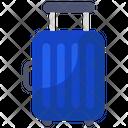 Luggage Travel Bag Suitcase Icon