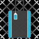 Luggage Bag Vacation Icon
