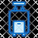 Luggage Travel Photography Icon