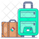 Baggage Luggage Bags Icon