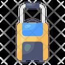 Luggage Travelling Bag Suitcase Icon