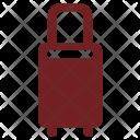 Luggage Hotel Bag Icon