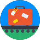 Luggage Bag Suitcase Icon