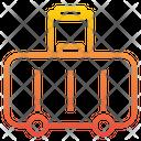 Luggage Travelling Bag Travel Bag Icon