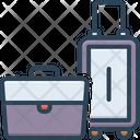 Bags Kit Bag Luggage Icon