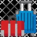 Luggage Suitcase Baggage Icon