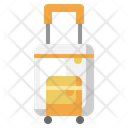 Luggage Holiday Bags Icon
