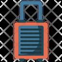 Luggage Travel Hotel Icon