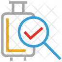 Luggage Magnifier Verification Icon