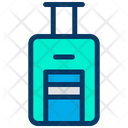 Luggage Bag Bag Trolly Bag Icon
