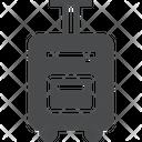 Luggage Bag Suitcse Brifecase Icon