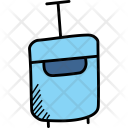 Luggage Travel Vacation Icon