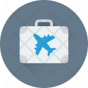 Luggage Bag Shoulder Icon