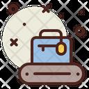 Luggage Bag Claim Baggage Icon