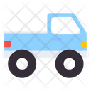 Luggage Carrier Mini Pickup Pickup Icon