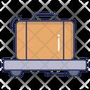 Luggage Cart Cart Luggage Icon