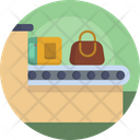 Luggage Check Icon