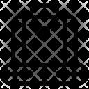 Luggage conveyor Icon
