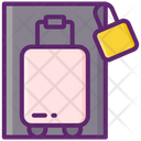 Luggage Handling Icon
