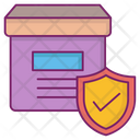 Luggage Insurance Safe Protected Icon