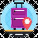 Luggage Location Icon