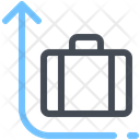 Airport Arrow Baggage Icon