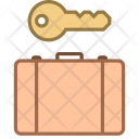 Luggage security Icon