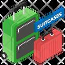 Luggage Suitcase Icon