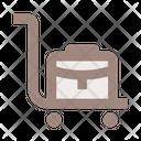 Luggage Suitcase Bag Icon