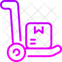 Trolley Shipping And Delivery Delivery Cart Icon
