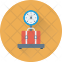 Luggage Weight Icon